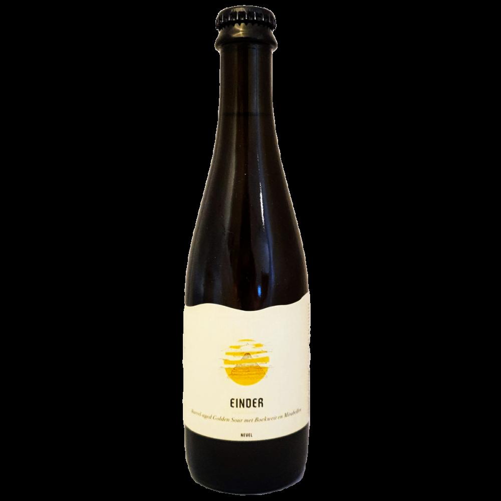 Bière Einder Golden Sour Barrel Aged - Nevel Artisan Ales