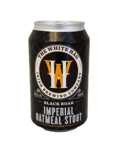Black Boar Imperial Oatmeal Stout - 33 cl - The White Hag