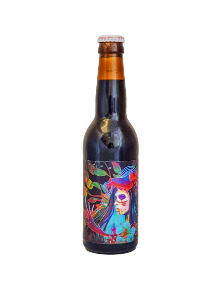 Black Blood Oatmeal Stout - 33 cl - Galibier
