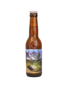 Montagnes & Collines NEIPA - 33 cl - Galibier x Gipsy Hill