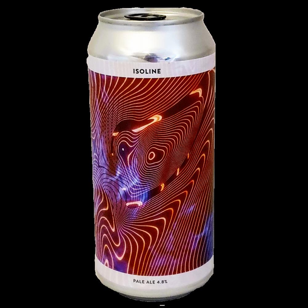 Bière Isoline - 44 cl - Gamma Brewing Company x Track