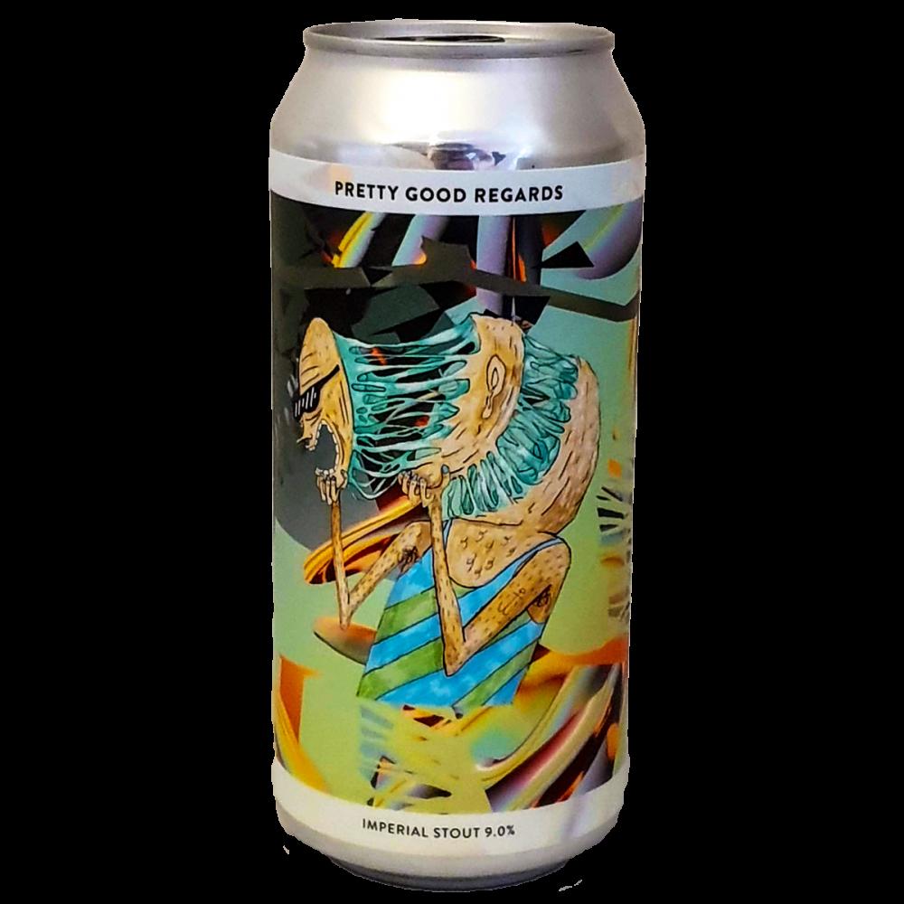 Bière Pretty Good Regards - 44 cl - Gamma Brewing Company x Lervig