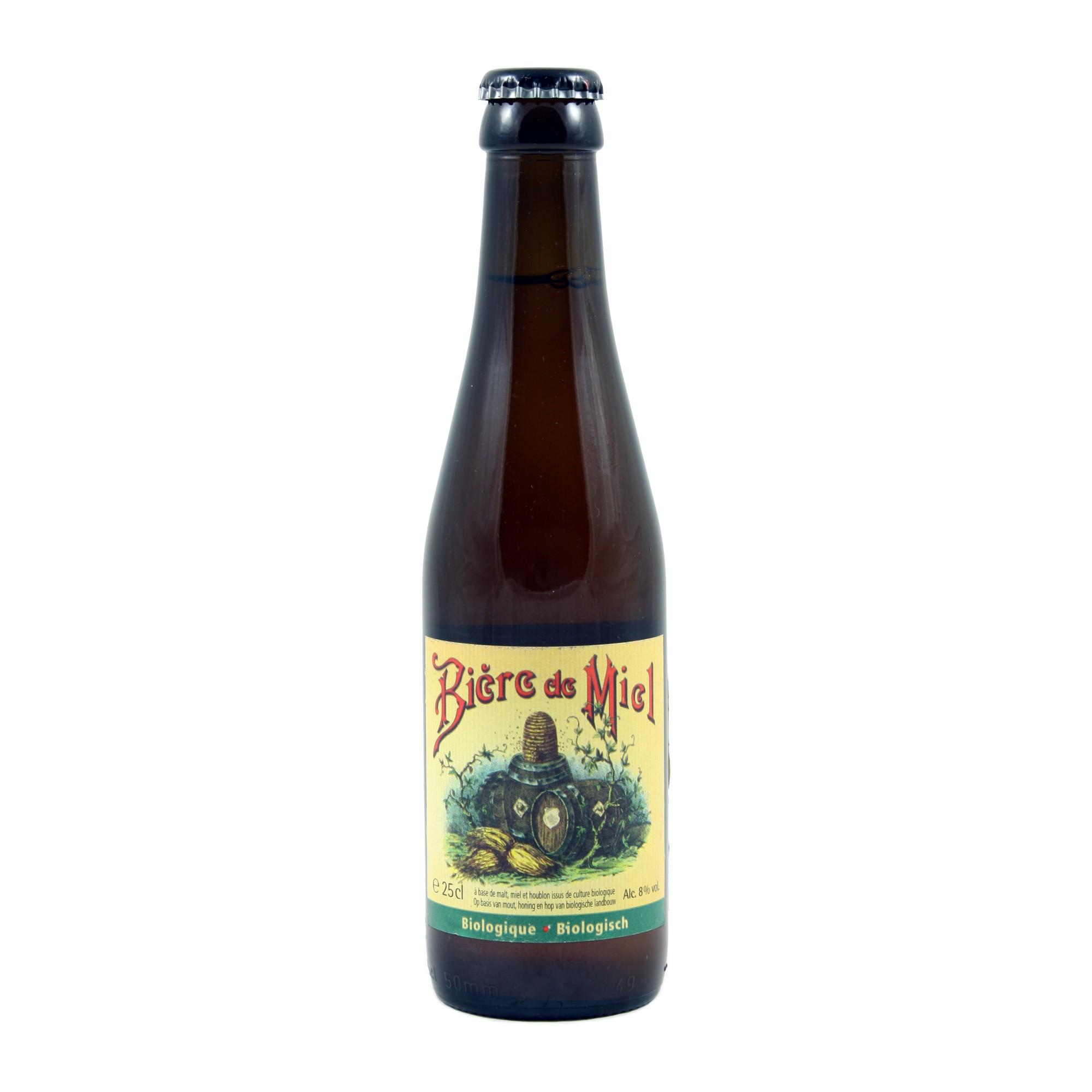 Bière de Miel Bio 25 cl
