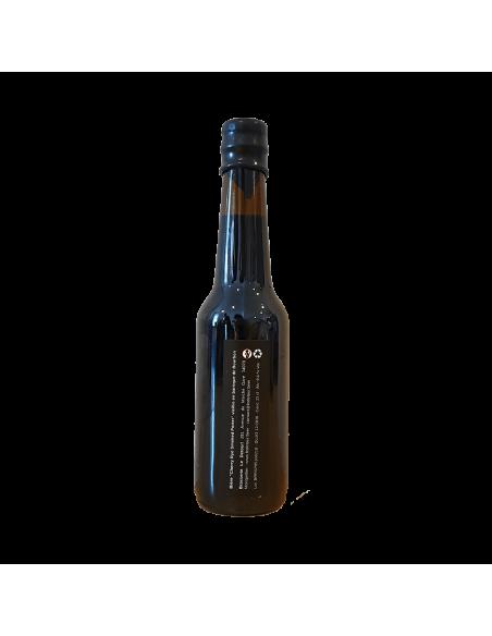 Cherry Rye Smoked Porter vieillie en barrique de Bourbon - 33 cl - Le Détour