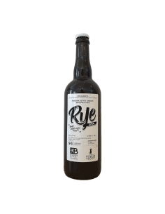 Rye IPA - 75 cl - Elixkir x Pays Flamand