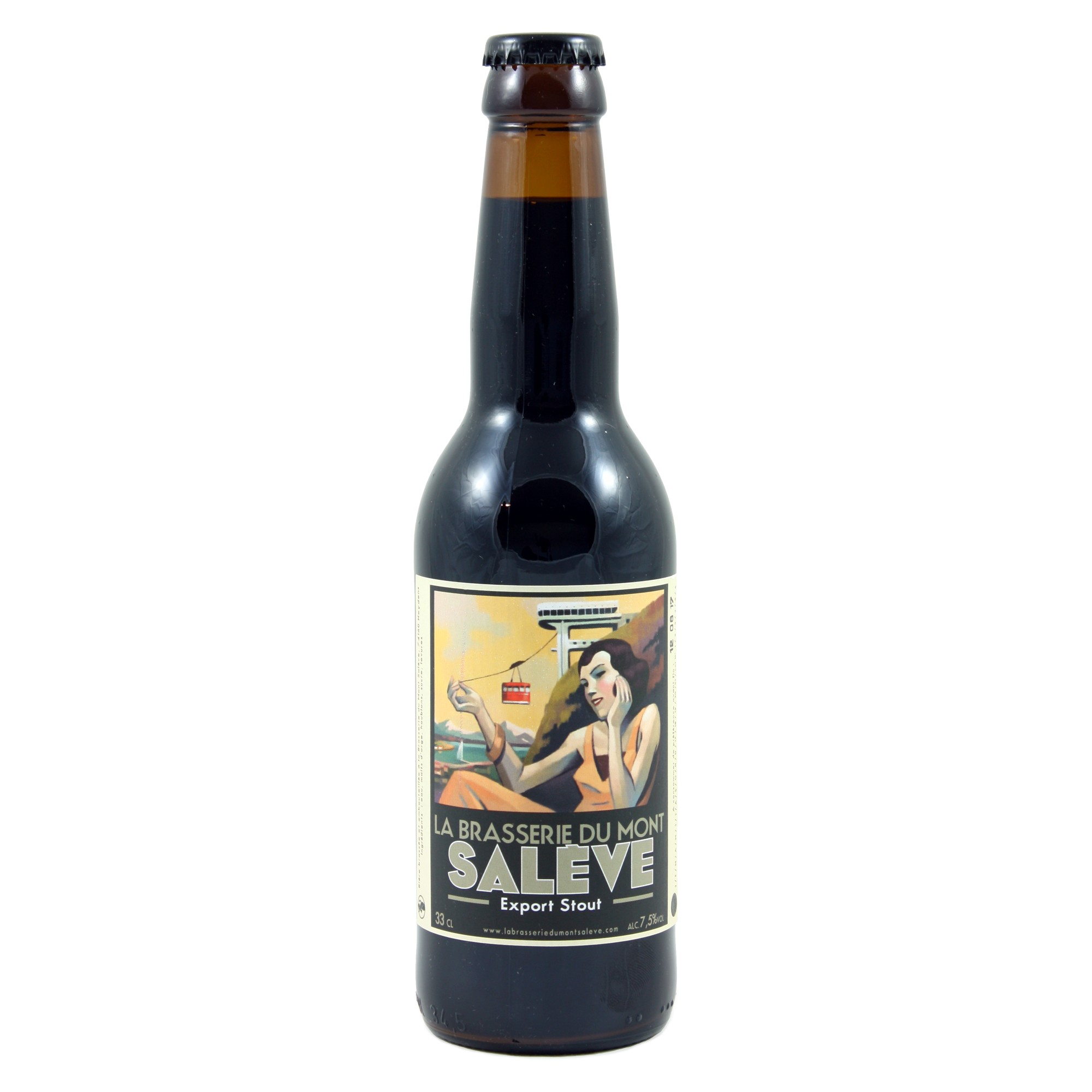 Export Stout Mont-Salève 33 cl