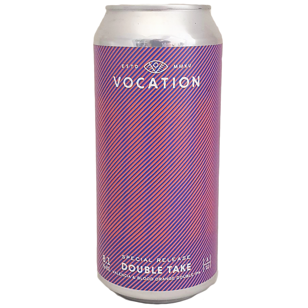 Double Take DIPA Vocation Brewery Bière Artisanale Craft Beer UK Angleterre Bieronomy