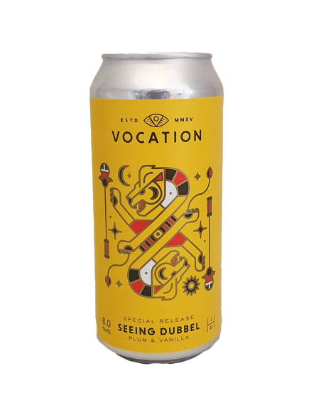 Seeing Dubbel - Vocation Brewery - Achat Bière Artisanale Angleterre UK Bieronomy
