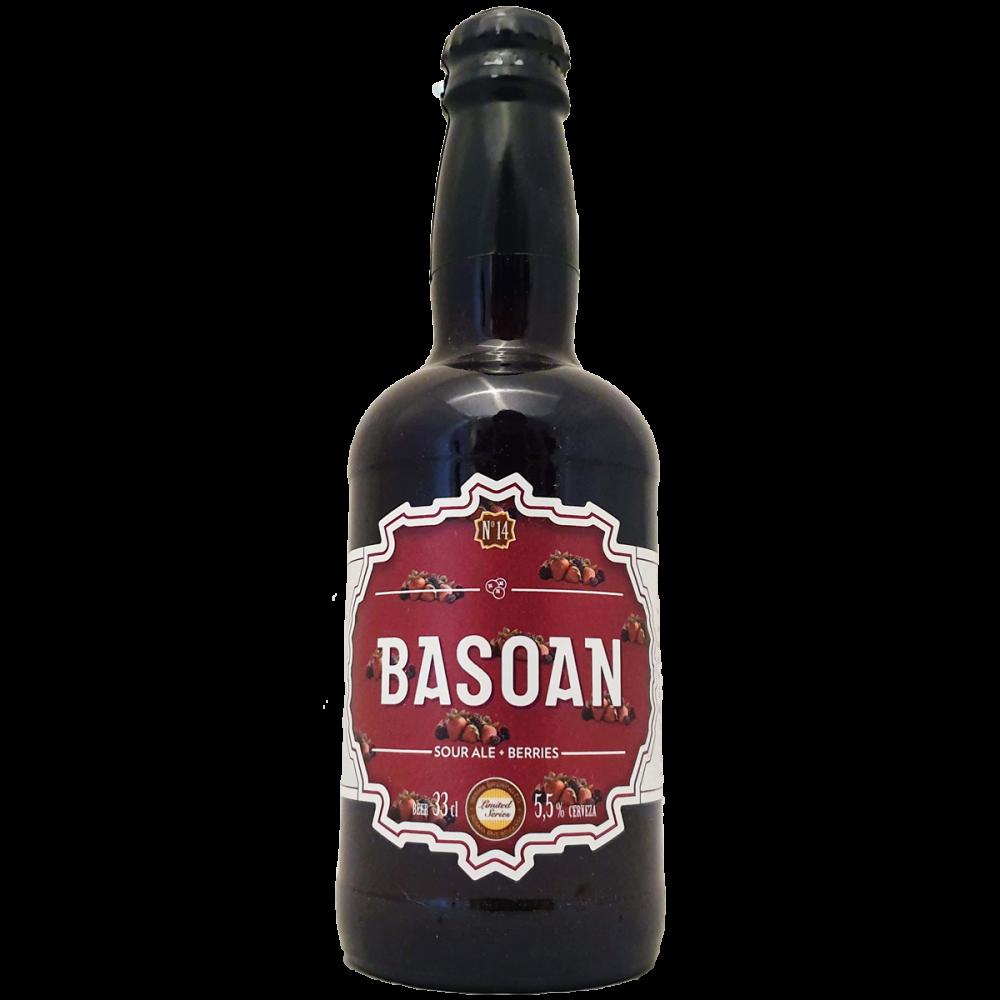Basoan Sour - 33 cl - Sesma Brewing