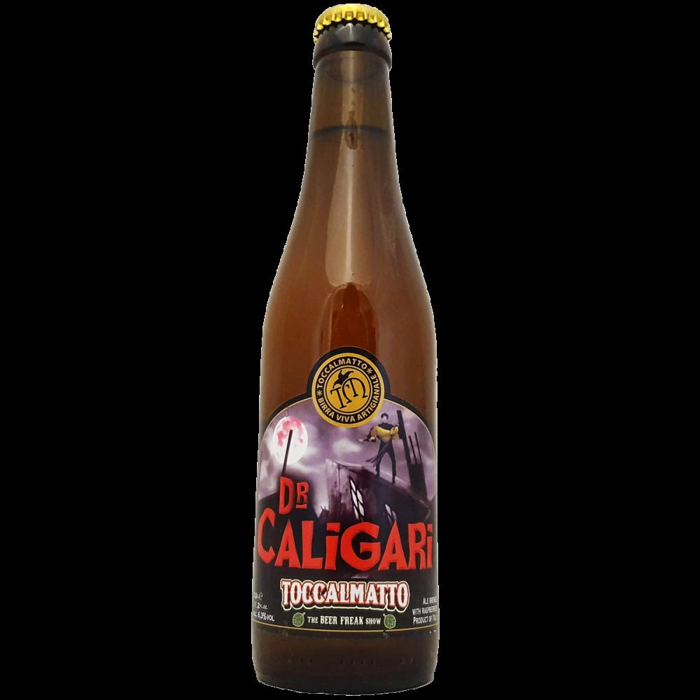 Bière Dr. Caligari - 33 cl - Birra Toccalmatto