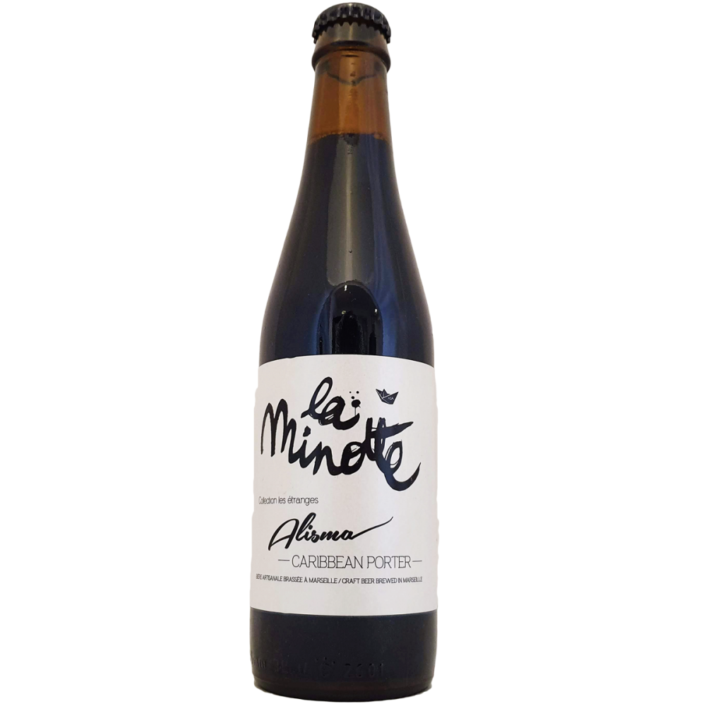 Alisma - 33 cl - La Minotte Brasserie