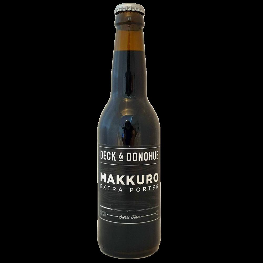 Makkuro - 33 cl - Deck & Donohue