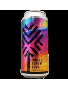 Bière Pupa Juicy Pale Ale - Vibrant Forest Brewery - Bieronomy