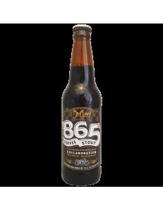 865cc Coffee Stout - 35,5 cl - Duclaw