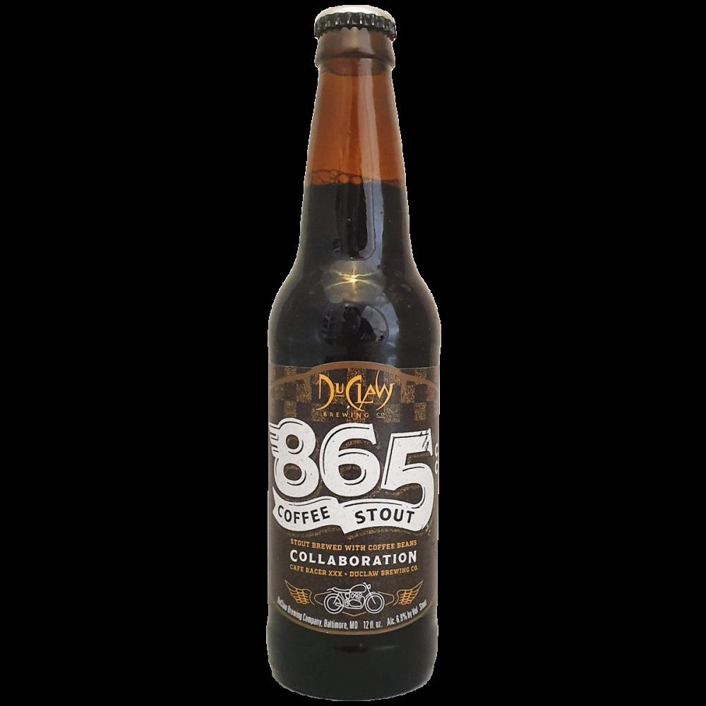 865cc Coffee Stout - 35,5 cl