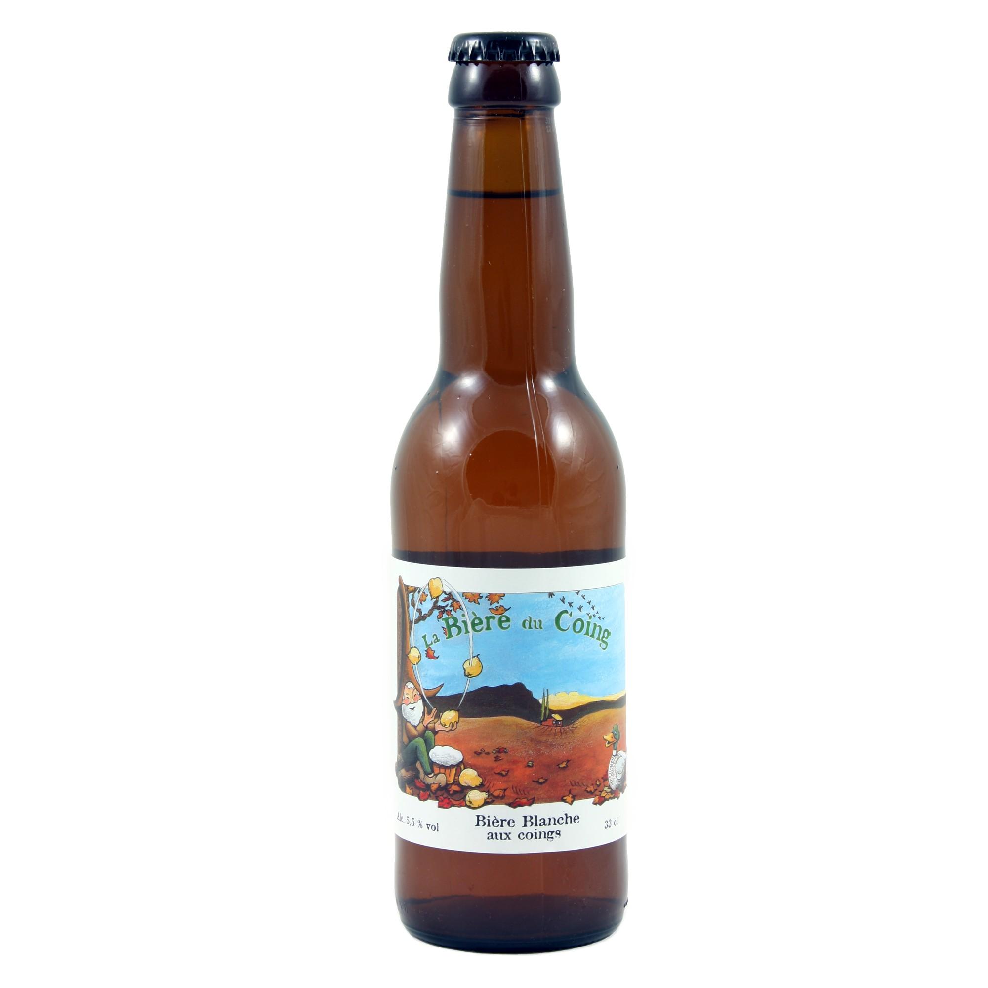 La Bière du Coing 33 cl