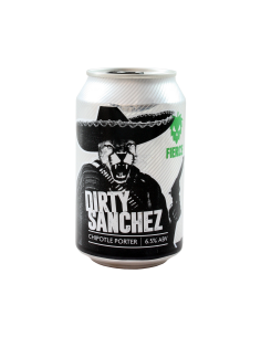 Dirty Sanchez 33 cl - Fierce