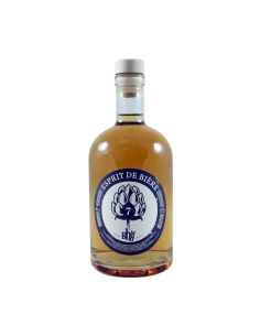 Esprit de Bière 50 cl - Brasserie du Haut Buëch BHB - Bière Artisanale Spiritueux Bieronomy