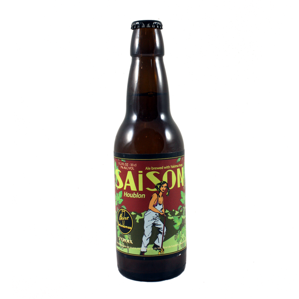Saison Houblon - 33 cl