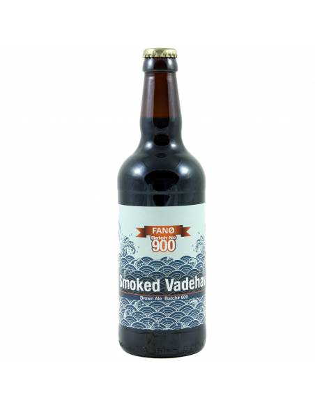 Smoked Vadehav Batch 900 - 50 cl