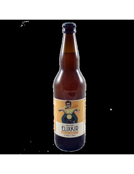 Bière Saison Abricot 66 cl - Brasserie Elixkir