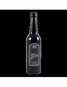 Black Expérience 50 cl - Brasserie du Haut Buëch BHB - Bière Artisanale Bieronomy