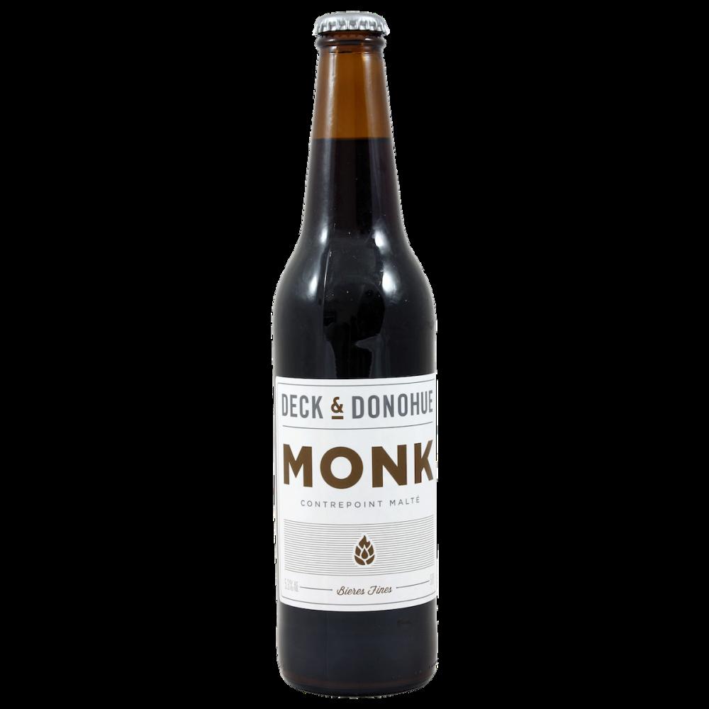 Monk - Contrepoint Malté - 50 cl - Deck & Donohue