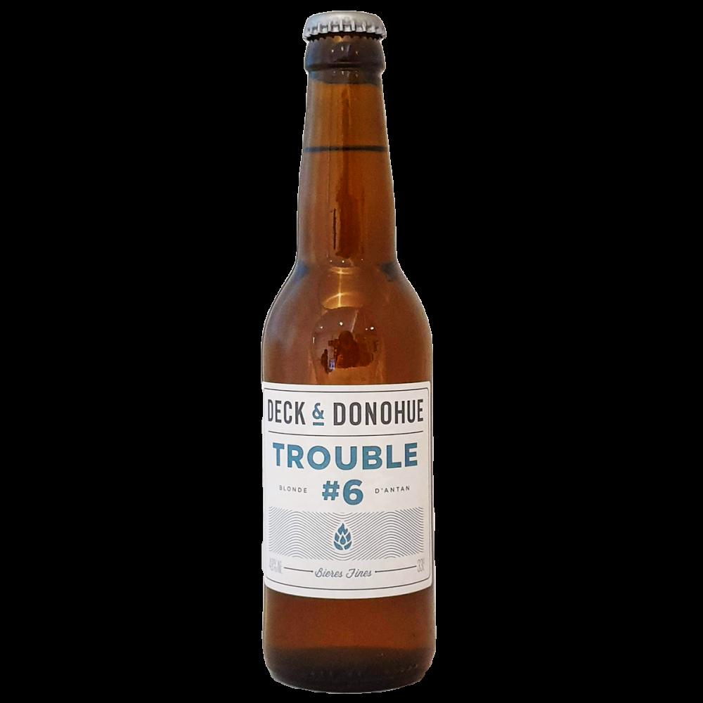 Trouble 6 - Blonde d'Antan - 33 cl