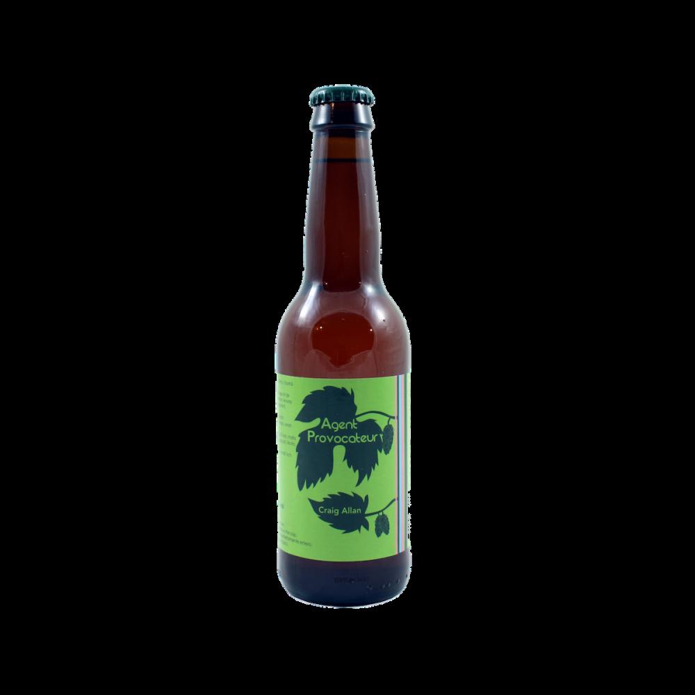 Bière Agent Provocateur - 33 cl - Brasserie Craig Allan