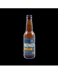 Mongy Blonde Houblonnée - 33 cl - Cambier