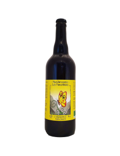L'Exploratrice Belgian Blond Ale 75 cl Microbrasserie Les Funambules Bière Artisanale Craft Beer Bieronomy
