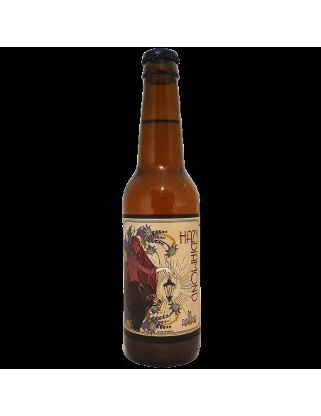 Bière Hazy Diamond Brasserie La Débauche - Bieronomy