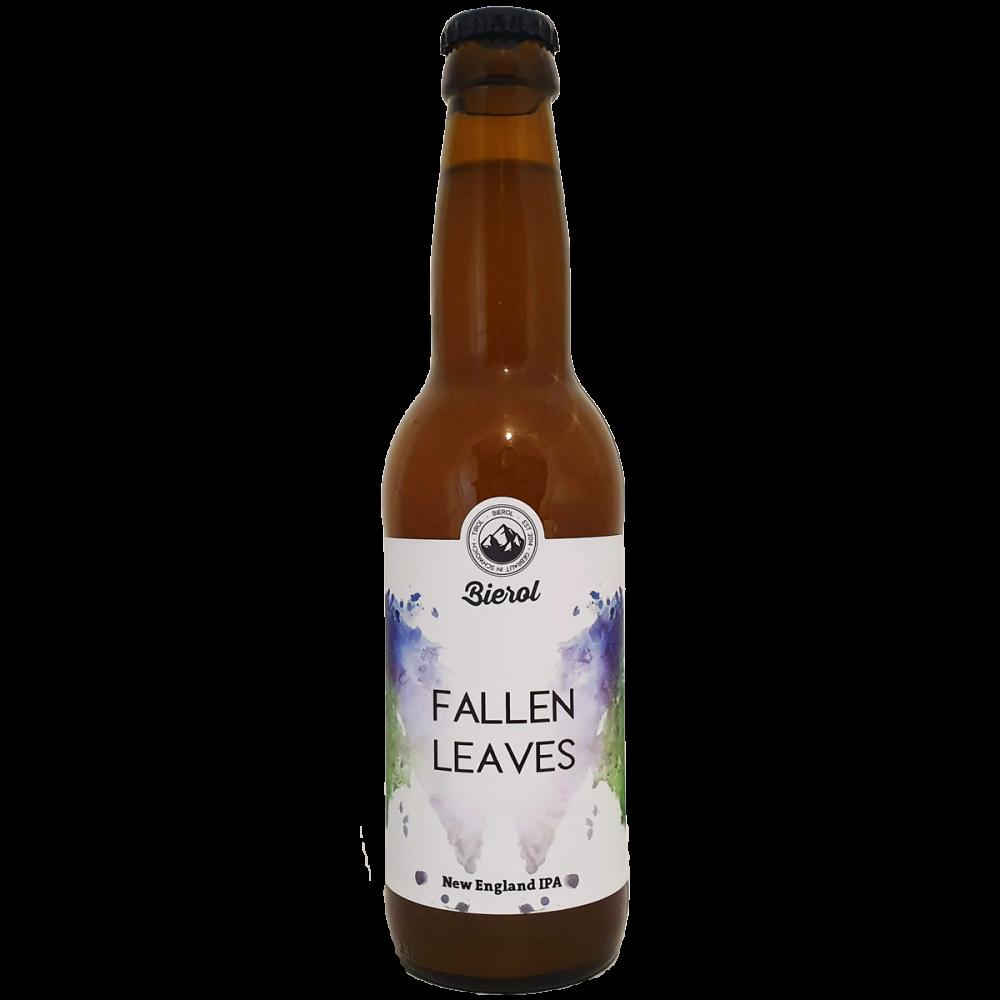 Bière Fallen Leaves NEIPA 33 cl - Brasserie Bierol