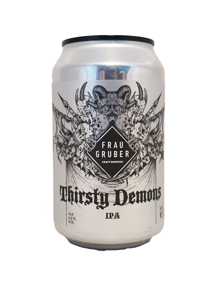 Thirsty Demons 33 cl - FrauGruber