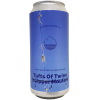 Bière Tufts of Twine In Upper Moutere 44 cl - Cloudwater Brew Co