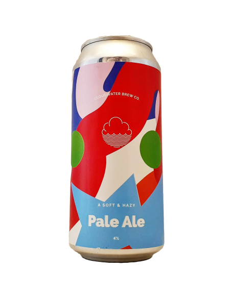Pale Ale Bière 44 cl - Cloudwater Brew Co