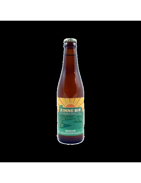 Zinnebir 33 cl - Brasserie de la Senne