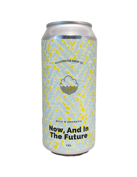 Now, And In the Future 44 cl - Cloudwater Brew Co
