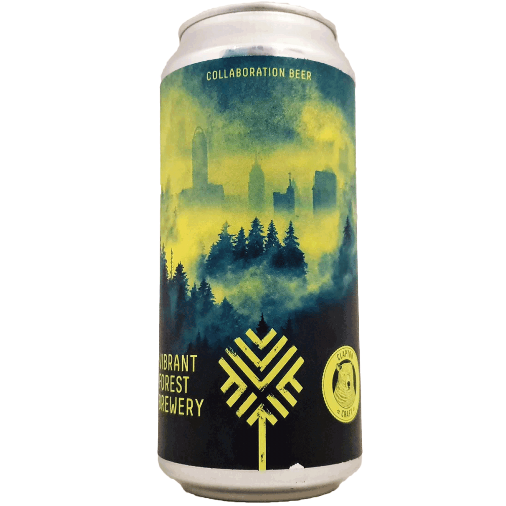 Misty Woods 44 cl - Vibrant Forest