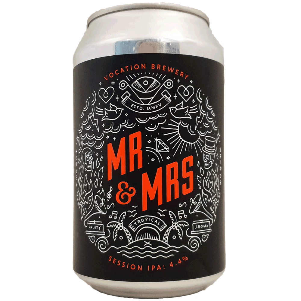 Mr & Mrs 33 cl - Vocation