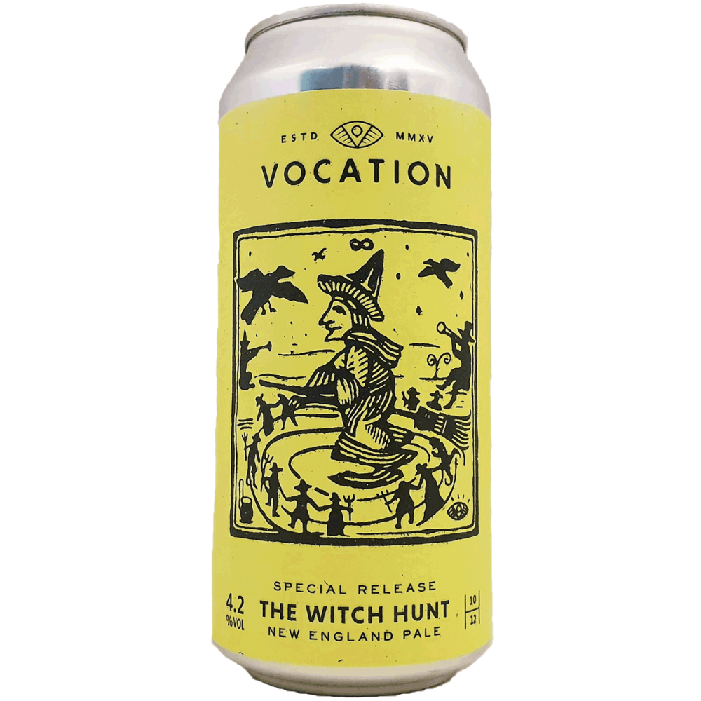 The Witch Hunt 44 cl - Vocation