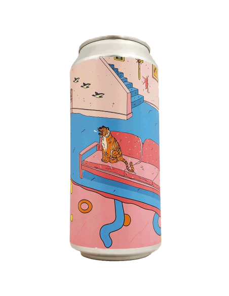 Dream House Pale Ale BBF 29/02/20 44 cl - Left Handed Giant