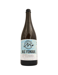 Blé / Fenouil Bière 75 cl - Brasserie La Malpolon