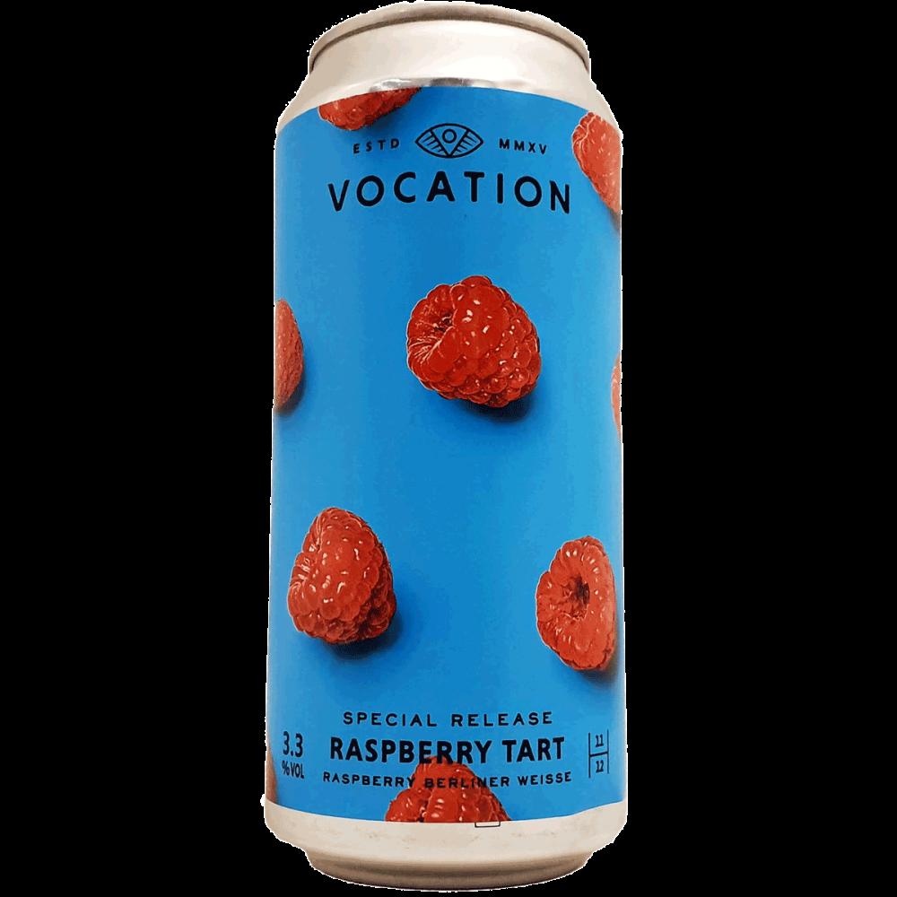 Raspberry Tart Berliner Weisse 44 cl - Vocation Brewery