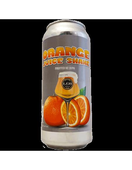 Orange Juice Shake 47,3 cl - LCB