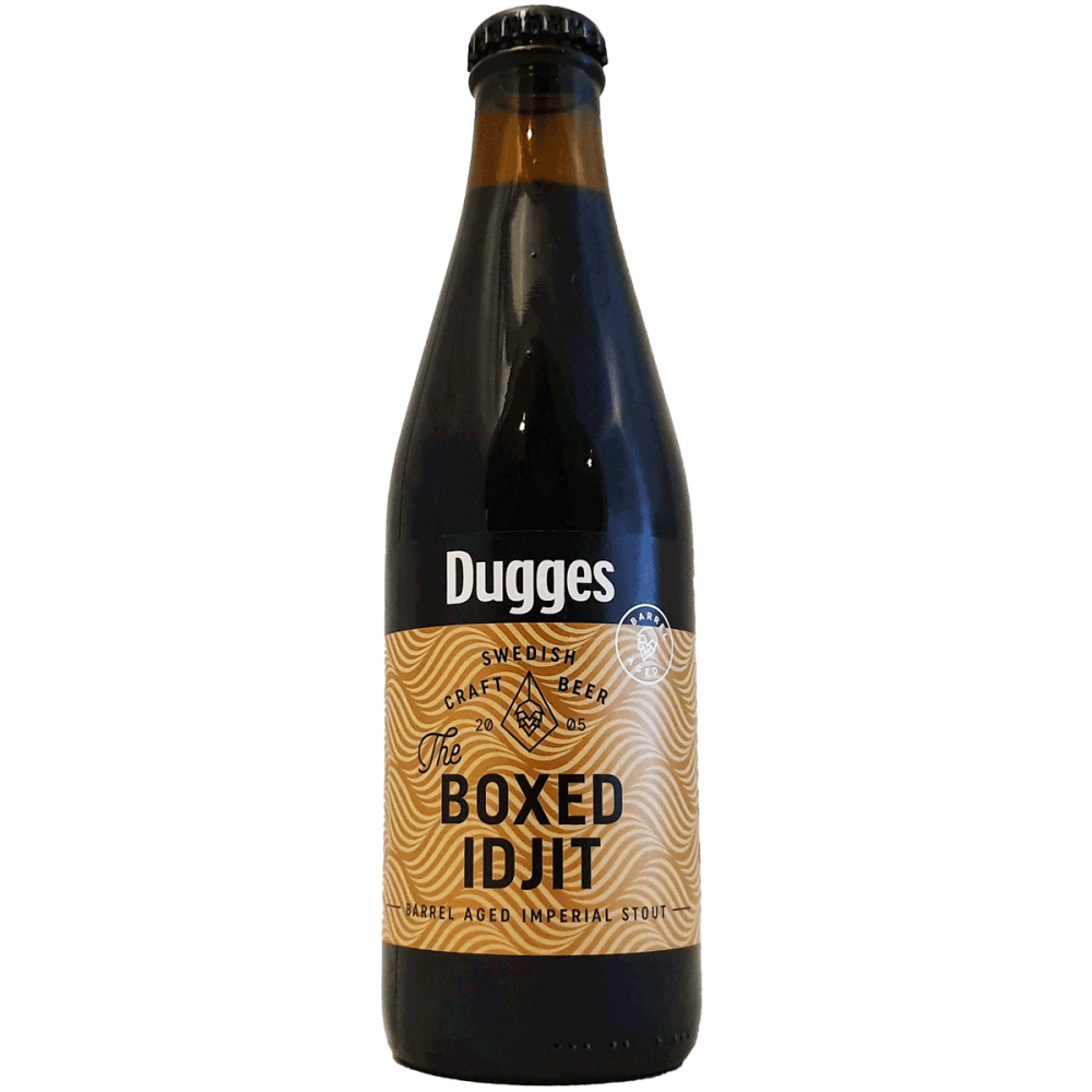 Boxed Idjit 33 cl - Dugges