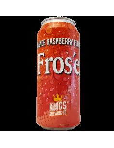Fros'e (Orange Raspberry Fluff) 47,3 cl - Kings