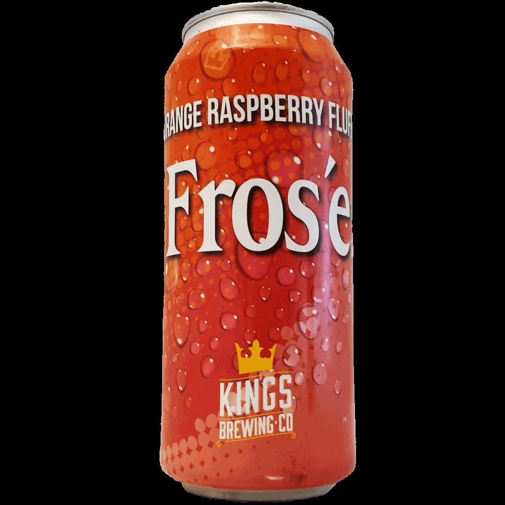 biere-frose-orange-raspberry-fluff-kings-brewing-company