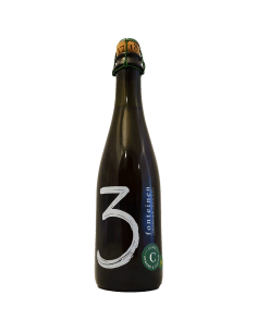 Oude Geuze Cuvée Armand & Gaston (season 17/18) Blend No. 66 (Honey) 37,5 cl - 3 Fonteinen