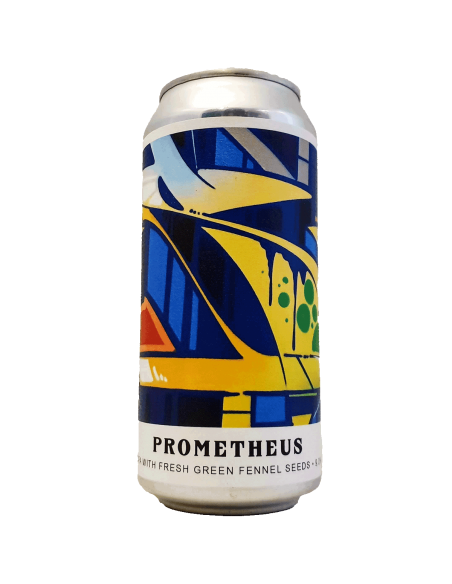 Prometheus 44 cl - Broaden & Build x Finback